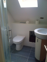 Bathroom from HF Services