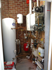 Heating Installation from HF Services